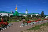 дмитриева яковлевский монастырь. ростов великий — Стоковое фото