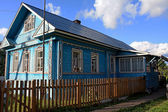 Village house. — Stock Photo