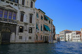 Venice.Grand Canal — Stock Photo
