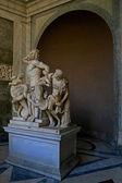 Antique sculpture — Stock Photo