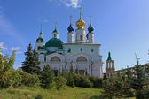 Holy Yakovlevsky Dimitriev monastery. Rostov Great — 图库照片