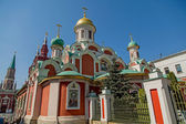 Temple of Kazan Mother of God. — Foto de Stock