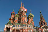 St. Basil's Cathedral — Stock Photo