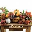 Arranged still life — Stock Photo