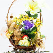 Easter basket — Stock Photo #22346917