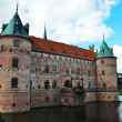 Egeskov castle — Stock Photo
