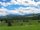 Landscape of Bavaria — Stock Photo