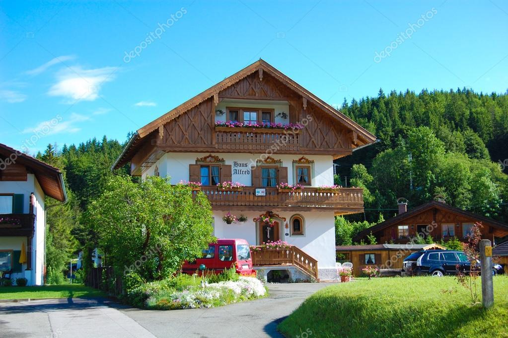 Красивый дом в германии фото