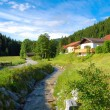Royalty-Free Stock Photo: Creek of Bavaria