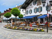 Bavarian streets — Stock Photo