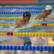 Fabio Scozzoli (Italy) at European Swimming Championships LEN 2 — Stock Photo