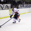 J. Knackstedt  ( H. C. Milan)  Italian Ice Hockey Premier League — Foto de Stock
