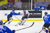 Hockey su ghiaccio italiano premier league — Foto Stock