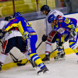 Ice Hockey Italian Premier League - Stock Photo