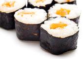 Utsökt sushi rullar — Stockfoto