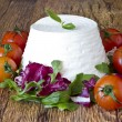 Royalty-Free Stock Photo: Italian fresh ricotta