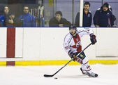 Hockey sur glace, jordan knackstedt — Photo