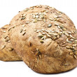 Ingregral bread — Stock Photo