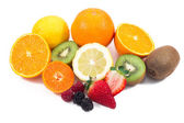 Fruis богаты витамином c — Стоковое фото