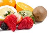 Fruis rich in C vitamin — Stock Photo
