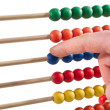 Royalty-Free Stock Photo: Colorated abacus