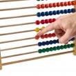 Colorated abacus — Stock Photo