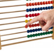 Stock Photo: Colorated abacus