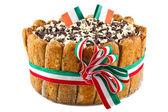 "Italian dessert ""tirami su"" — Stock Photo"