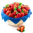 Basket of strawberries — Stock Photo #24838627