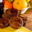 Stock Photo: Homemade muffins