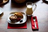 Homemade muffins — Photo