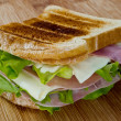 Stock Photo: Italisandwich