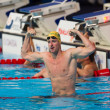 James Magnussen ( Australia) — Stock Photo