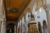 Otranto Cathedral: columns detail - Puglia. South Italy — Stock Photo