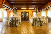 Wedding hall — Stock Photo