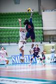 Volley — Foto de Stock