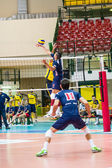 Volley — Stock Photo