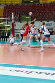 Volley — Foto Stock