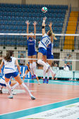 Volley — Stockfoto