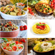 Pasta images — Stock Photo