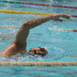Swimmer free style — Stock Photo #46179989