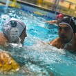 Water polo players — Stock Photo #50647237