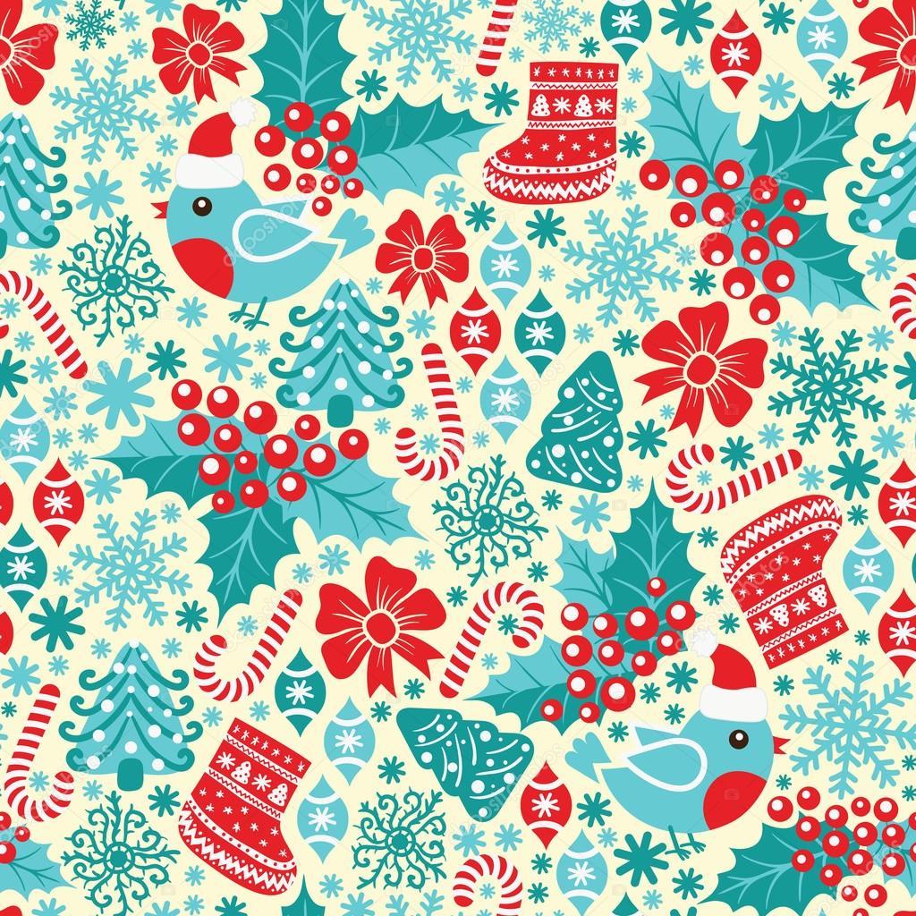 christmas seamless pattern stock vector  u00a9 tets 14216319 snowflakes vector art snowflakes vector free download