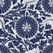 Seamless chinese pattern — Stock Vector