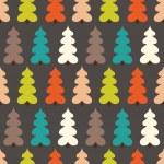Fir seamless pattern — Stock Vector #22216913