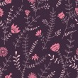 Seamless floral pattern — Stock Vector #23270136