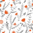Seamless floral pattern — Stock Vector #24028575