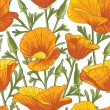 Seamless floral pattern — Stock Vector #28177221