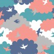 Clouds seamless pattern — Stock Vector #29987293