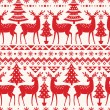 Christmas seamless pattern — Stock Vector #31735219